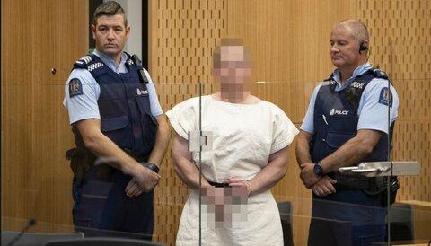 دادگاه محکومیت عامل حمله به مساجد کرایست چرچ به دلیل کرونا به تاخیر افتاد