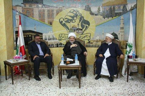 حسن خلیلی کاردار سفارت ایران در لبنان
