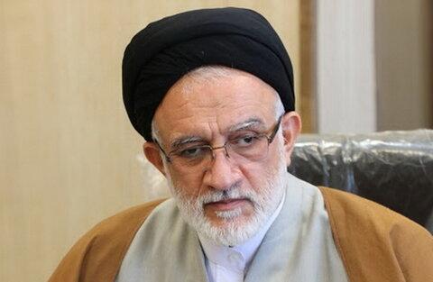 حجت الاسلام والمسلمین سید محی الدین طاهری - دبیر جامعه روحانیت شیراز