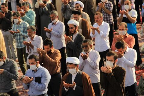 تصاویر/نماز عید فطر در مصلای پردیسان