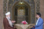 امام  جمعه قزوین راههای کسب عزت راتبیین کرد