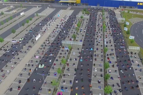 Turkish community thanks IKEA for Ramadan Bayram prayer gesture in Germany