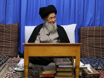 نظر حضرت آیت الله علوی گرگانی در خصوص برپایی مجالس عزاداری  محرم