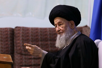نامه حضرت آیتالله علوی گرگانی به رئیس جمهوری در مورد گرانی های اخیر