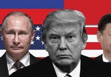 نگاهی به رقابت تسلیحاتی ترامپ با چین و روسیه