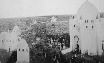 آلسعود آثار اسلامی را ویران و آثار یهودی را بازسازی میکند