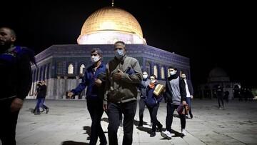Al-Aqsa Mosque reopens after lockdown