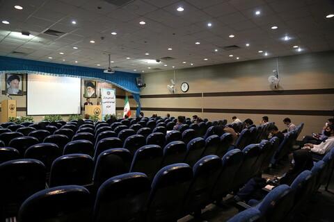 تصاویر/نشست خبری مدیر کل کمیته امداد قم