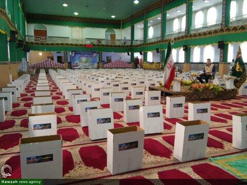 بالصور/ المرحلة الثالثة من مناورة الإغاثة المؤمنة في مدينة يزد