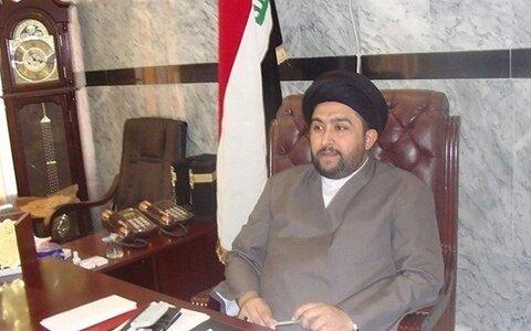 صادق الحسینی عضو ارشد حشد الشعبی