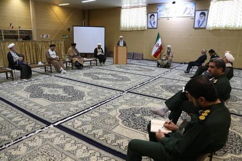 نشست کارگروه رسیدگی به امور مساجد استان یزد