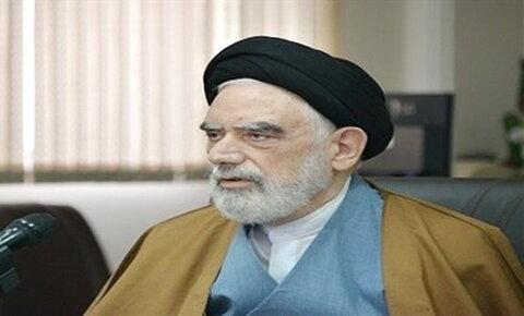 حجت الاسلام والمسلمین عاملی-مدیر حوزه خراسان
