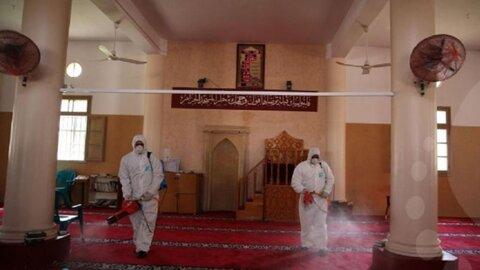 مساجد غزه از روز چهارشنبه بازگشایی می شود