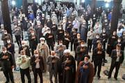 تصاویر/ مراسم بزرگداشت بنیانگذار انقلاب اسلامی امام خمینی(ره) و قیام ۱۵ خرداد در اسدآباد
