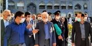 وزیر بهداشت: از تولیت آستان قدس رضوی به غیر از همدلی و همراهی چیزی ندیدم