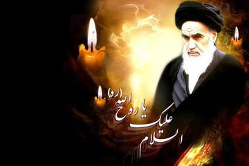 سومین بداهه شاعران آیینی یزد در سوگ امام خمینی(ره)سروده شد