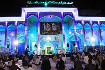 مراسم بزرگداشت سی و یکمین سالگرد رحلت امام خمینی(ره) در یزد