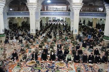 تصاویر/ مراسم گرامیداشت ارتحال امام خمینی (ره) در مصلای اردبیل