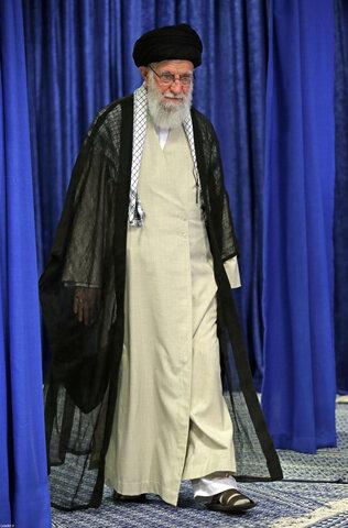 كلمة الإمام الخامنئي المتلفزة في الذكرى الحادية والثلاثين لرحيل الإمام الخميني رحمه الله