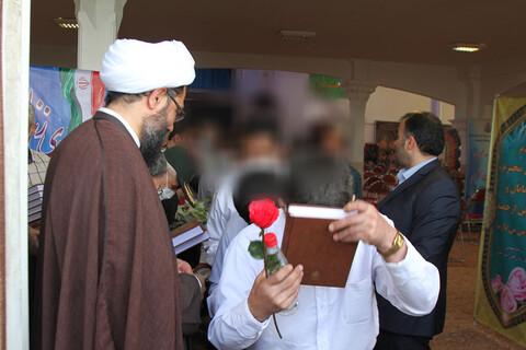 تصاویر /  آزادسازی 541 نفر از زندانیان همدانی مورد عفو رهبری