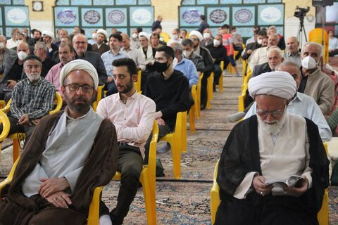 مراسم گرامیداشت سالروز ارتحال حضرت امام خمینی (ره) در قزوین