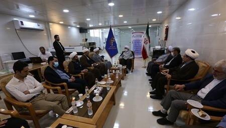 بازدید رئیس جامعةالمصطفی از زیرمجموعههای مرکز بینالمللی ترجمه و نشر المصطفی