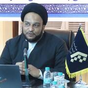 بین الاقوامی میدان میں اسلامی جمہوریہ ایران کی طاقت اور اس کے اثرات نیز حالیہ صدارتی انتخابات، مولانا منظور عالم جعفری