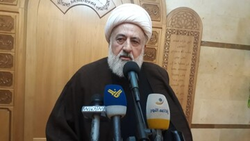 Any movement against resistance is an aggression on Lebanese people: Sheikh Khatib