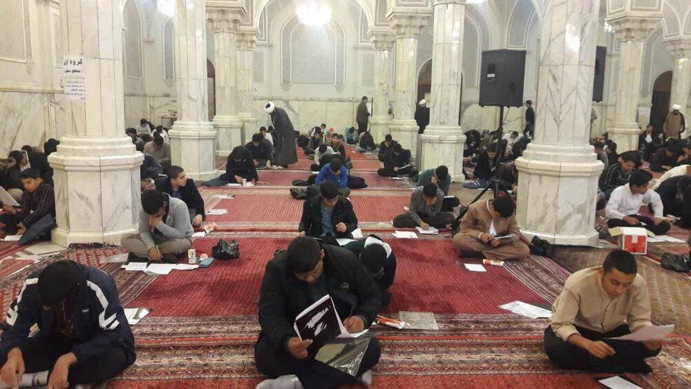 تیزر پذیرش مدرسه علمیه صاحب الزمان(ع) مرند