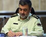 فرمانده ناجا درگذشت رمضان عبدالله را تسلیت گفت