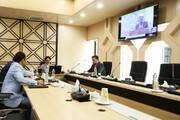 افتتاح نیروگاه خورشیدی موقوفه مدرسه علمیه فخریه راور کرمان