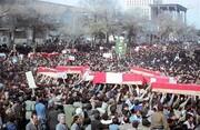 ماجرای ورود شهدا به اصفهان و صف کشیدن جوانان برای حضور در جبهه