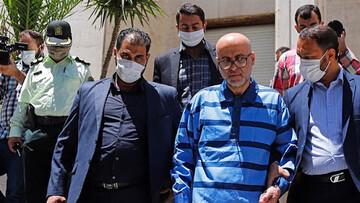 محاکمه طبری نشان داد رئیس قوه قضائیه با دانه درشت ها تعارف ندارد