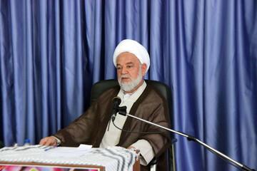 نماینده ولیفقیه در خراسان شمالی: روحانیون جهادی در تغسیل متوفیان کرونایی خطشکن بودند