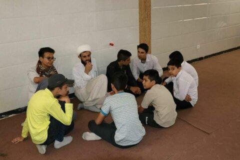 تقدیر حوزه علمیه آیت الله بهاری از دانش آموزان نخبه قرآنی