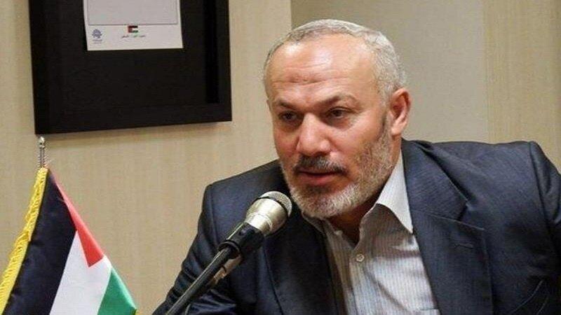 """ناصر أبو شريف ممثل حركة """"الجهاد الإسلامي"""" في طهران"""
