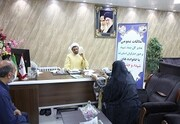 دیدارهفتگی مدیرکل بنیاد شهید قم با ۵۶ خانواده شاهد و ایثارگر
