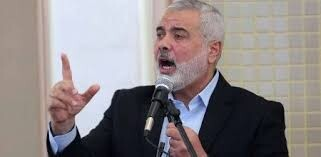 Hamas chief calls for holding Arab, Islamic summits against Israel's annexation
