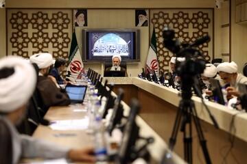 اجلاسیه مدیران استانی حوزههای علمیه به صورت ویدئوکنفرانس