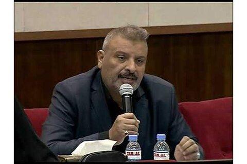 فاضل جابر الفتلاوی نماینده ائتلاف فتح عراق