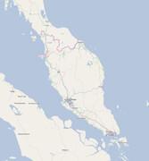 بازگشایی مساجد در سه ایالت مالزی در دوره پساکرونا