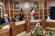 مراسم تکریم و معارفه رئیس دانشگاه مجازی المصطفی برگزار شد