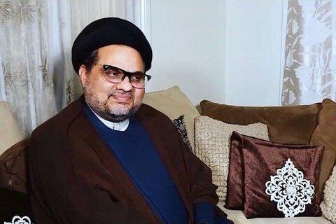 حجت الاسلام والمسلمین سید ابوالقاسم رضوی