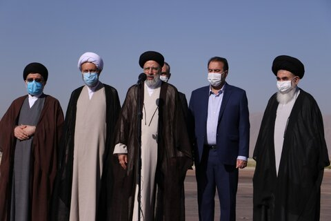 سفر رئیس دستگاه قضا به شیراز