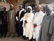 دیدار علمای تیجانی نیجریه با نماینده شیخ زکزاکی در ایالت کانو+تصاویر