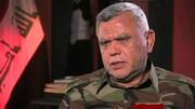 العامري: الجمهورية الاسلامية وقفت مع الشعب العراقي في معركته ضد الارهاب الداعشي