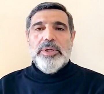 قاضی منصوری دستگیر شد