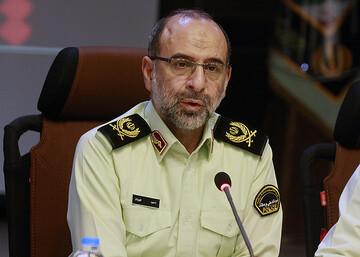 سخنگوی ناجا: تحریم فرماندهان ناجا ناشی از استیصال دولت آمریکا است/ عصبانیت آمریکا از امنیت مردم ایران