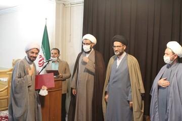تصاویر/ مراسم تودیع و معارفه مسئول مرکز رسیدگی به مساجد استان همدان