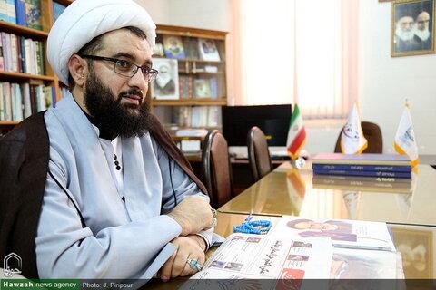حجت الاسلام عباس عربیان مدیر سابق حوزه کردستان